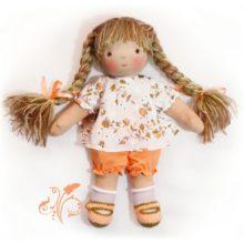 Мастерская «Куклы своими руками» @ Библиотека им. А.И. Люкина