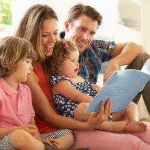 Акция «Лучшее учение – семейное чтение» @ Центральная районная библиотека им. А.С. Пушкина