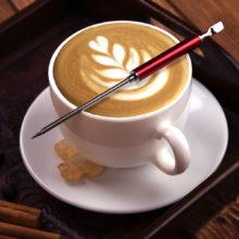 Мастер-класс по кофе-арту «Кофейная мастерская» @ Библиотека им. Н.Ф. Гастелло