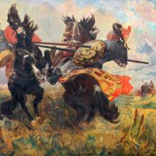 Историко-познавательный час «Битва на Куликовом поле» @ Библиотека им. В.И. Даля