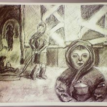 Устный журнал «Блокадная история глазами ребенка» @ Центральная районная детская библиотека им. В.Г. Белинского
