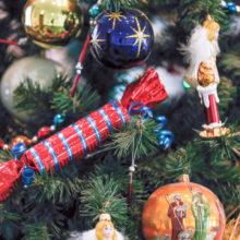Мастер-класс «Веселый Новый Год» @ Библиотека им. А.И. Люкина