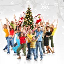 Праздник «Новогоднее веселье в кругу друзей @ Центральная районная библиотека им. А.С. Пушкина